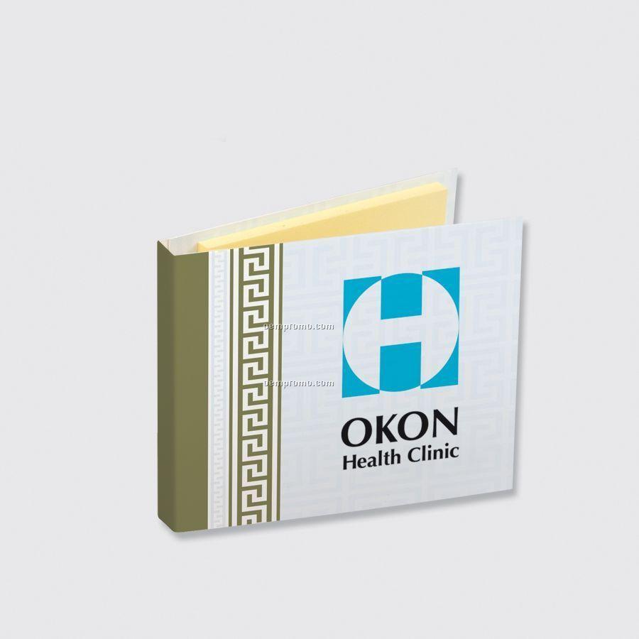 sticky memo pad Custom Printed Note Journal - 3