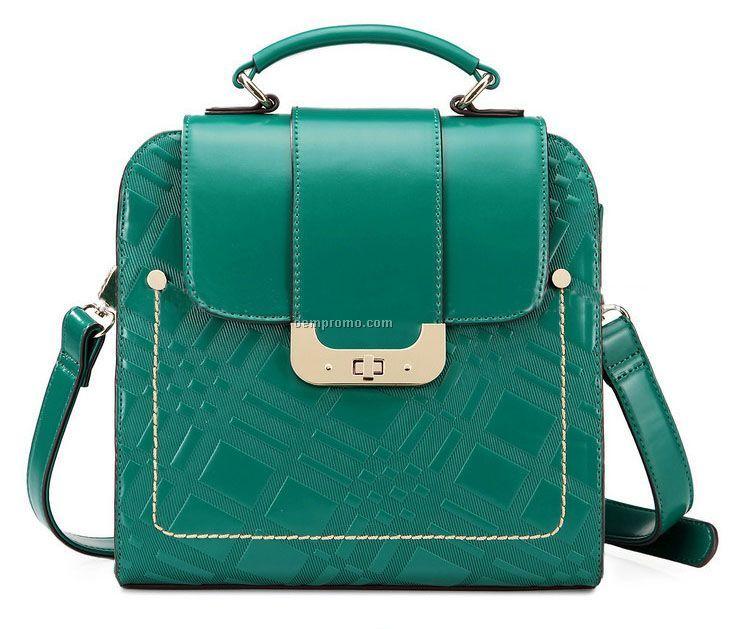 women genuine leather handbag import wholesale