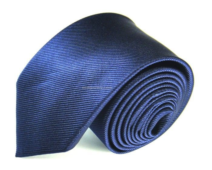 woven polyester neckties